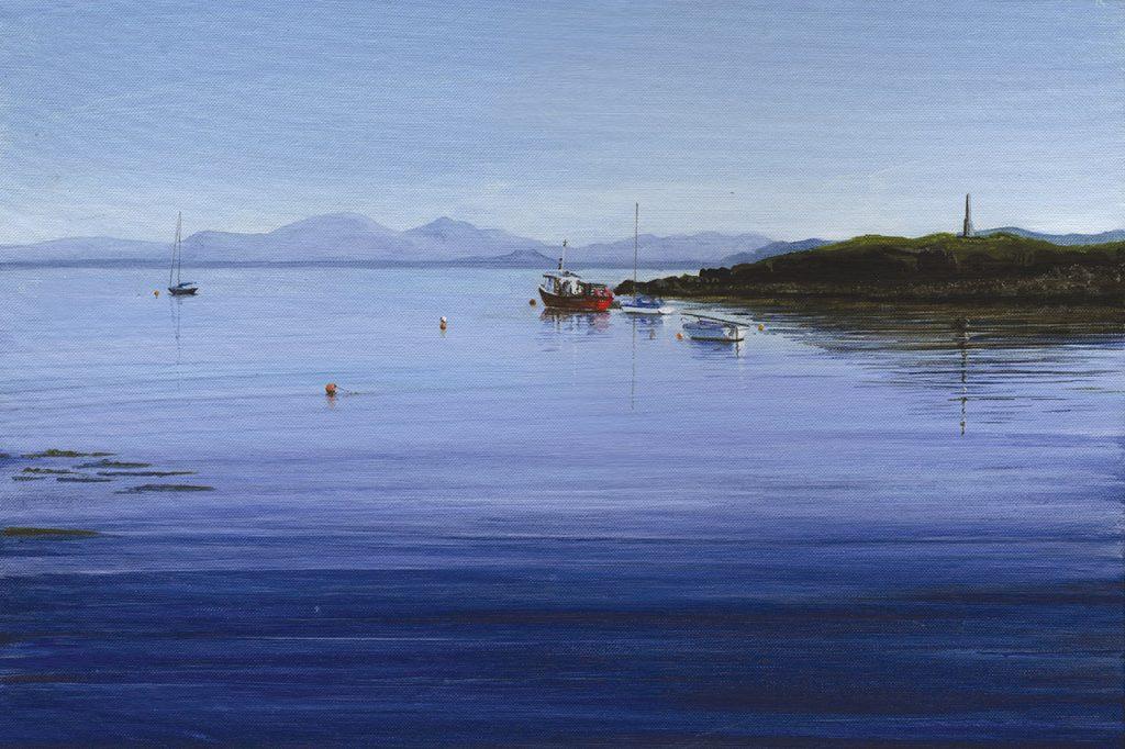Croig harbour – Mull