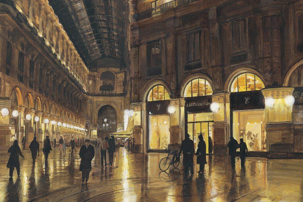 Galleria Vittorio Emanuele – Milan