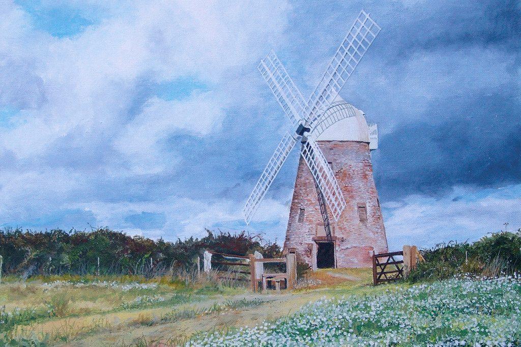 Hanlaker mill