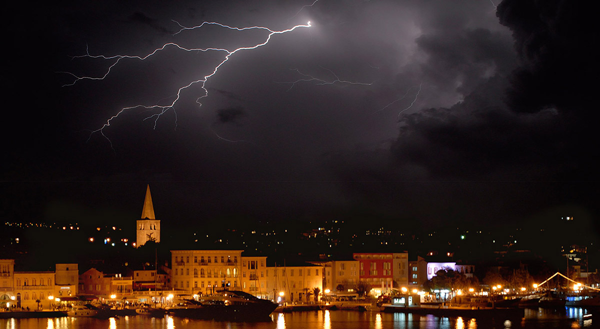 Lightning-Croatia