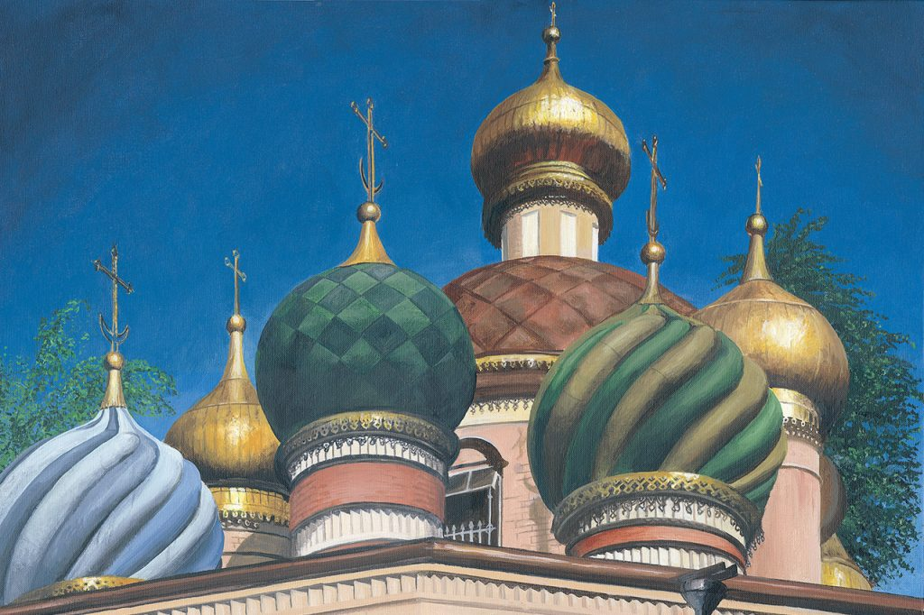 Orthodox Church – Russia