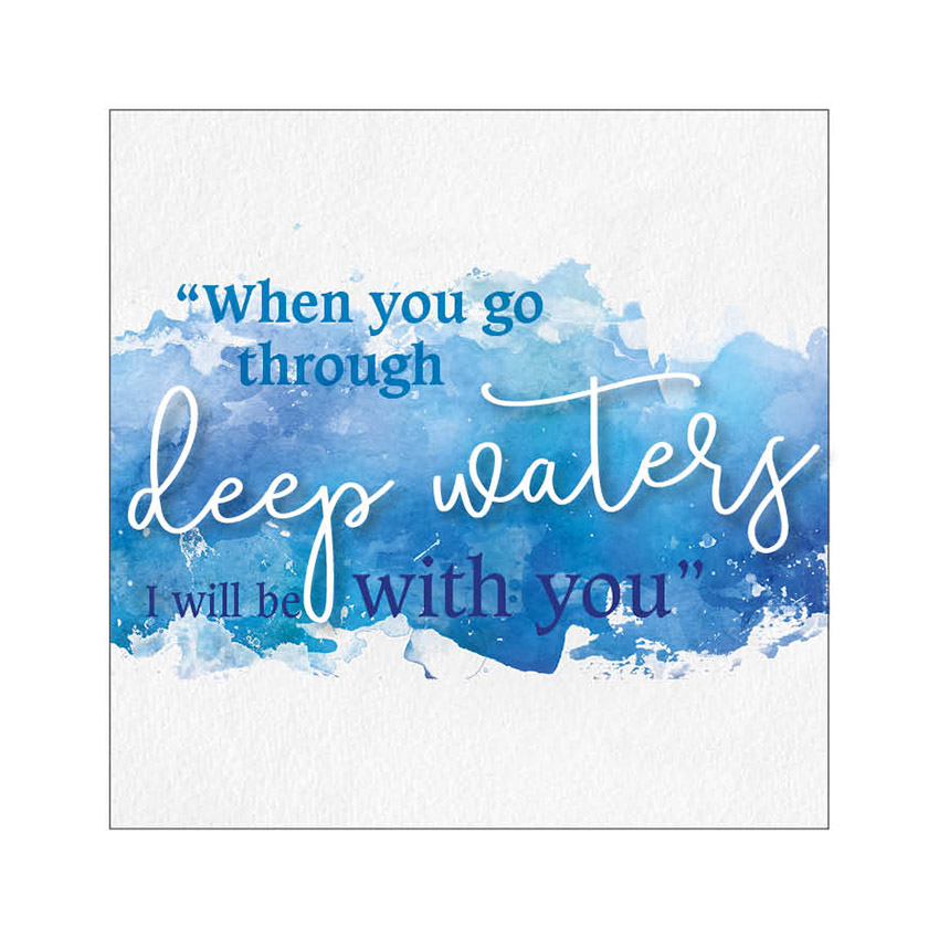 12. Deep waters